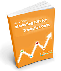 Marketing ROI for Dynamics CRM